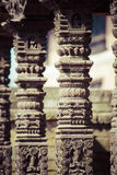 Temples of Durbar Square in Bhaktapur, Kathmandu, Nepal. Royalty Free Stock Photo