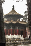 Temples within the forbidden city Stock Images