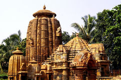 Temples indiens Photo stock