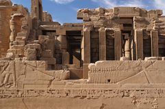Temples of Karnak, Egypt Royalty Free Stock Photo