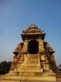 Temples at Khajuraho Stock Photos