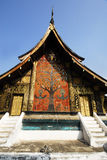 Temples in lao Stock Photography
