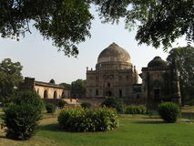 Temples in Lodi garden. In New Delhi, India Royalty Free Stock Image