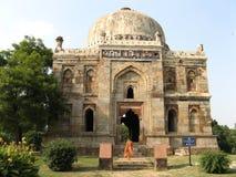 Temples in Lodi garden. In New Delhi, India Stock Image
