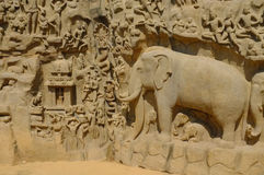 Temples, Mamallapuram, India Royalty Free Stock Images