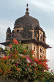 Temples in Orchha Royalty Free Stock Photography