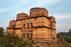 Temples in Orchha Royalty Free Stock Photos