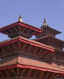 Temples in Patan Stock Photos