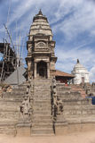 Temples in the patan. Stock Photography