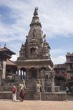 Temples in the patan. Stock Photos