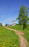 Temples in Suzdal. Russia Stock Photos