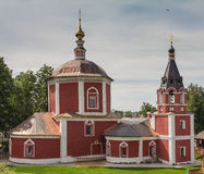 Temples in Suzdal. Summer day Royalty Free Stock Images