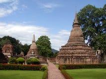 Temples thaïs photographie stock libre de droits