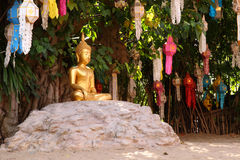 Temples in Thailand Stock Image