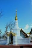 Temples of Thailand built with faith. Royalty Free Stock Photos