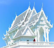 Temples in Thailand. Temples the northeast of Thailand Royalty Free Stock Images