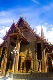 Temples in Thailand Royalty Free Stock Images