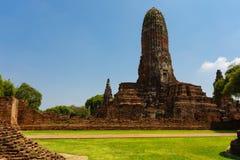 Templet är en historia och alltid härlig royaltyfri foto