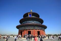 Templet av himmel Royaltyfri Bild