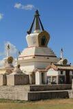 Templet av Karakorum Arkivfoto