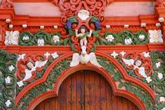 Templet av la för nuestrasenoraen de merced V Royaltyfria Bilder