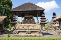 Templet strukturerar Taman Ayun Royaltyfri Fotografi