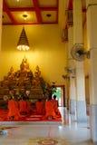 Templet Wat Chalong Royaltyfria Bilder