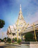 Templethailand fotografia stock libera da diritti