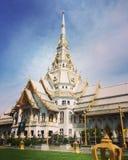 Templethailand immagine stock libera da diritti