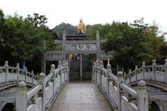 Templo fotografia de stock royalty free