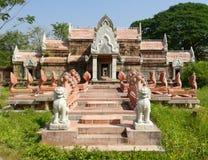 Templo Imagen de archivo libre de regalías