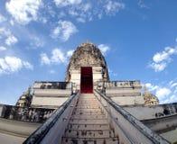 Templo Imagen de archivo