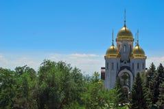 Templo Foto de archivo