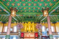 Templo Fotografía de archivo