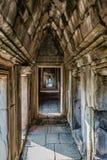 Templo Angkor Thom cambodia de Baphuon imagem de stock royalty free