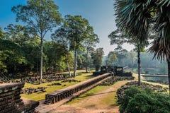 Templo Angkor Thom Camboya de Baphuon Fotos de archivo