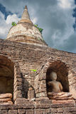 Templo antigo foto de stock royalty free