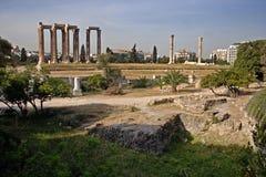 Templo antigo Fotografia de Stock