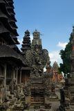 Templo antigo, Bali, Indonésia imagens de stock