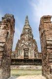 Templo antigo budista Imagem de Stock