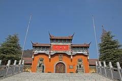 Templo antigo chinês Fotos de Stock