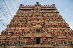 Templo antigo da Índia fotografia de stock royalty free