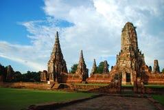 Templo antigo de Tailândia Fotos de Stock
