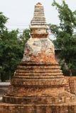 Templo antigo do tijolo Fotos de Stock