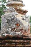 Templo antigo do tijolo Fotografia de Stock