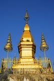 Templo antigo em Luang Prabang Foto de Stock