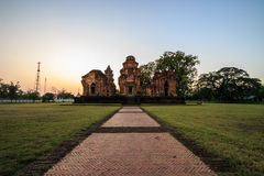 Templo antigo em Tailândia Fotografia de Stock