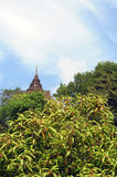 Templo antiguo Foto de archivo libre de regalías