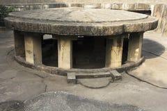 Templo antiguo fotos de archivo