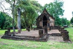 Templo antiguo de Kudi Rai Imagen de archivo